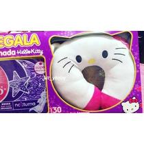 Hello Kitty, Promociones Saba, Almohada De Viaje