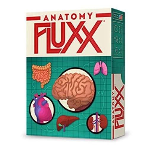 Fluxx Juego De Cartas De Anatomía - $ 25.990 en Mercado Libre