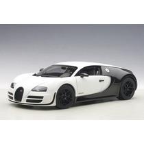 Bugatti Veyron 16.4 Super Sport Auto A Escala Colección