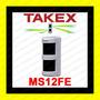 Sensor Exterior Takex Ms-12fe 2 Cabezas 180º X 12 Mts Japon