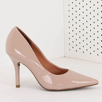 Sapato Scarpin Feminino Vizzano - Nude