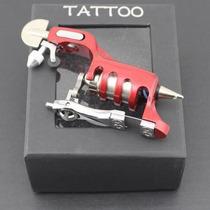 Maquina De Tatuar Titanium Red Rotativa