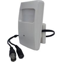 Câmera Sensor De Presença Camuflada Day Night Ccd 1/4 Sharp