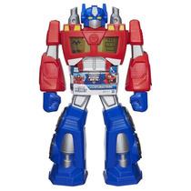 Figura Robô Transformers Rescue Bots Optimus Prime 22