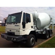 Caminhão Betoneira 6x4 Cargo 2622e C/ Betoneira Siti 8m³