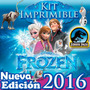 Mega Kit Imprimible Frozen 2x1 Fever Invitaciones + Cajitas<br><strong class='ch-price reputation-tooltip-price'>$ 99<sup>00</sup></strong>