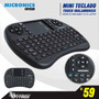 Mini Teclado Inalámbrico, Micronics, Android Y Smart Tv
