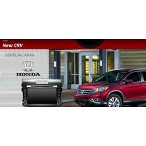 Stereo Multimedia Dvd Gpstv Bt Usb Sd- Honda Cr-v