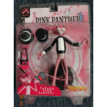 Pink Panther Black Tuxedo Toyfare Exclusive Pantera Rosa