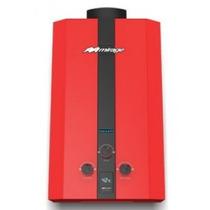 Calentador De Paso Para Agua Mirage 6 Lts.gas L.p. Rojo