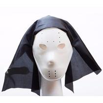 Mascara De Jason De Viernes 13 Con Capucha / Halloween