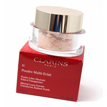 Clarins Paris Original Polvo Suelto Multi Eclat - Clinique