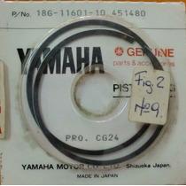 Aros Piston 0.25 Yamaha Dt 125 Original Japon