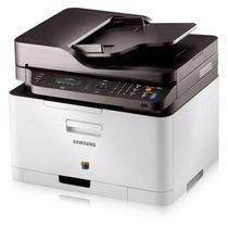 Copiadora Samsung Clx-3305fw - Seminova - Toner Cheio