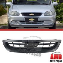 Grade Dianteira Radiador Corsa Classic Sedan 08 09 10 12056