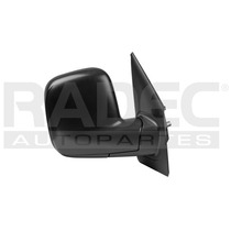 Espejo Eurovan 05-09 Manual Negro Der