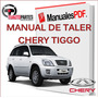 Manual De Taller Chery Tiggo Completo En Español Original
