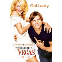 Locura De Amor En Las Vegas / Dvd Nuevo / Ashton Kutcher