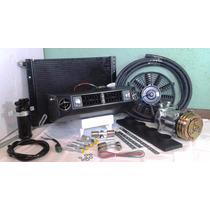 Kit Ar Condicionado Automotivo Opala Adaptação