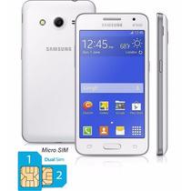 Samsung Galaxy Core 2 Sm-g355 3g 5mp Anatel Nf +cartão 8gb