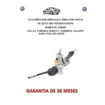 Caja Dirección Hidráulica Cremallera Nueva Vw Jetta 2007