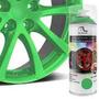 Spray Líquido Envelopamento Plotar Verde Fluorescente