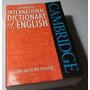 Diccionario Inglés Cambridge Internacional<br><strong class='ch-price reputation-tooltip-price'>$ 990<sup>00</sup></strong>
