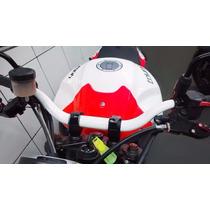 Guidao Oxxy Branco Baixo+adapdador (zap)