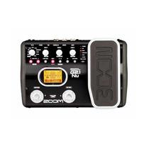 Pedaleira Para Guitarra Zoom G2 1nu, 02114