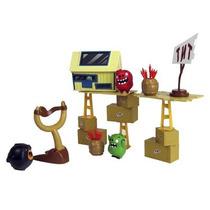 Lanzador Angry Birds Set Para Lanzar Caf 0504