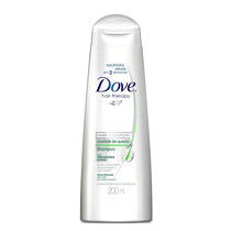 Shampoo Dove Controle De Queda Com 200 Ml