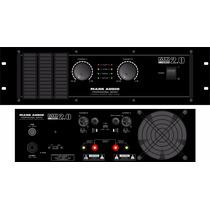 Amplificador Potência Mark Audio Mk2.0 2000w P R O M O Ç Ã O