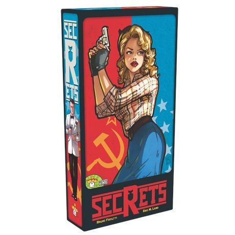 Secrets Boardgame De Europa Juego De Mesa Con Roles Ocultos