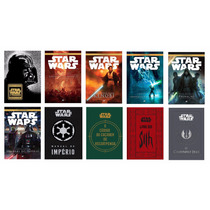 Kit Livros - Star Wars (10 Livros) #