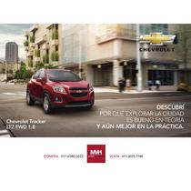 Chevrolet Tracker 100% 18c Licitalo Ahora! Remato Ya Mismo.