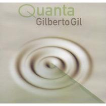Gilberto Gil - Quanta - Duplo - Cd - Frete Grátis
