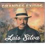 Luis Silva - Grandes Exitos Cd Original Nuevo