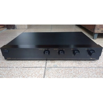 Pré Amplificador Nakamichi Ca-5 C/ Excepcional Pré De Phono