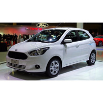Ford Ka Kinetic Design 5p Okm 100% Financiado!!! (jr)