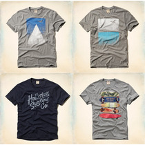 Camisetas Hollister Masculina 100% Original Pronta Entrega