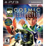 Ben10 Ultimate Alien Cosmic Destruction Ps3 Mídia Física