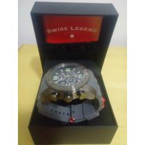 Relógio Suiss Legend Original Importado Dos Eua
