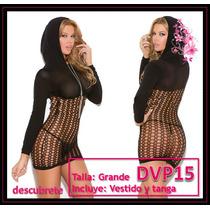 Vestidos Ropa Lenceria Baby Doll Buen Precio !!! Dvp15