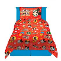 Sábana Infantil 1 1/2 Plaza Mickey Disney