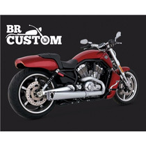 Ponteira Vance&hines 75-110-14 Competition Series V-rod Hd