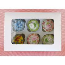 Cupcakes Artesanales,dia De La Madre,cumpleaños...!!!!