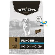 Ração Premiatta Filhotes Super Premium Cães (15kg) Your Pet
