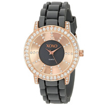 Reloj De Mano Xoxo Xo8087 Mujer Elegante Circones