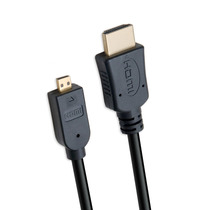 Cable Micro Hdmi A Hdmi Tipo D Htc Evo 4g 1.5m Playbook