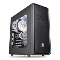 Gabinete Thermaltake Versa H35 Black Case W/window Secc Ca-1